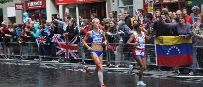 Olympic diary, Sunday, 5 August